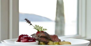 Eat and drink in Balestrand