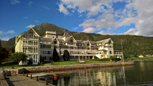 Where to stay in Balestrand